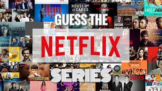 Guess the Netflix theme/intro song quiz