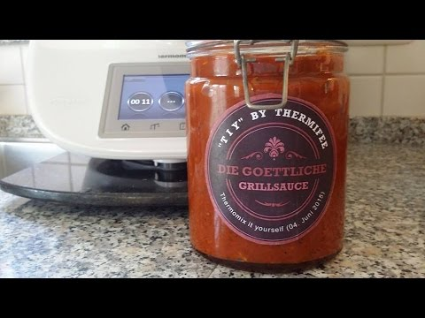 Thermomix® TM 5® Grillsauce
