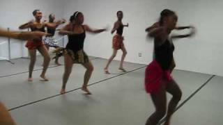 The Dance Connection Dance Academy - West African Dance