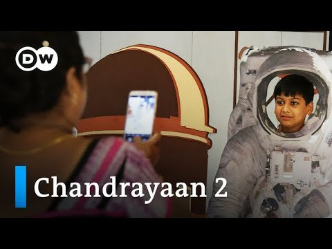 India catches space fever with Chandrayaan 2 moon mission | DW News