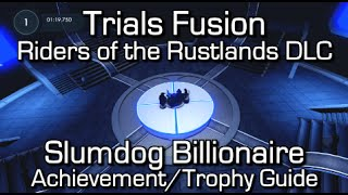 Trials Fusion - Ticket Out of Here Achievement/Trophy Guide - Riders of the Rustlands DLC