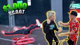 Tanner Fox VS Dakota Schuetz Official Game of S.C.O.O.T for $1000!