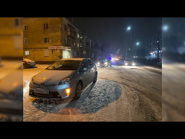 В Ангарске на дороге пострадал пешеход