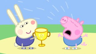 Peppa Pig Full Episodes |Sports Day #93