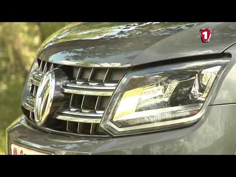 Volkswagen  Amarok Пикап класса J - тест-драйв 2