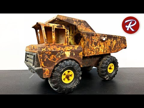 Restoring Vintage Toys to Like-New Condition