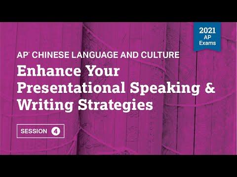 Enhance Your Presentational Speaking & Writing Strategies   Live ...