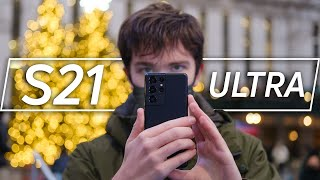 Samsung Galaxy S21 Ultra 5G review: Ultra refined