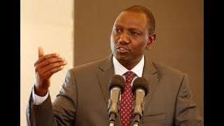 Naibu wa Rais William Ruto azuru Magharibi mwa Kenya I KTN MBIU