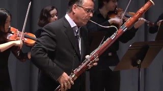 Antonio Vivaldi (1678-1741): Bassoon Concerto in g minor, RV 495