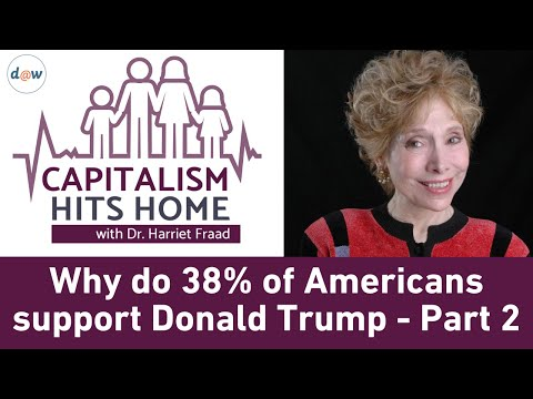 Capitalism Hits Home: Why do 38% of Americans support Donald Trump? - Part 2