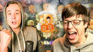 HE IS SO SURPRISED WITH THIS HAHA!!! - FIFA 17