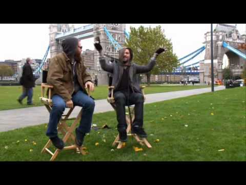 Jackass Interview - Bam's Chair