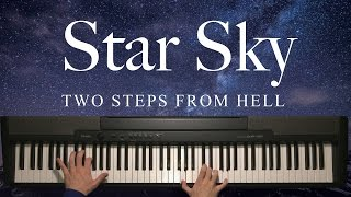Star Sky by Two Steps From Hell (Piano)