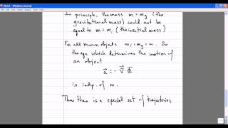 Lecture 18 of my Modern Physics course at McGill University, Fall 2012. General Relativity. Space-time Curvature. The course webpage, including links to oth...