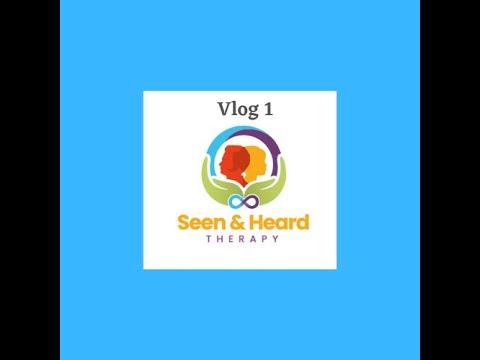 Vlog 1 - a little bit about me.