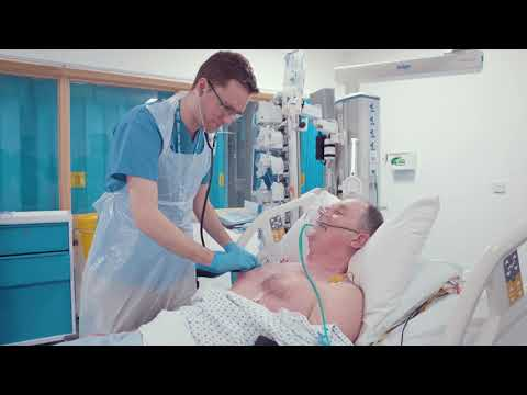 Your stay on the Intensive Care Unit at Bristol Royal Infirmary