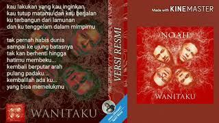 "KlARIFIKASAI ""WANITAKU"" New Single 2019 Versi Awal  Versi Resmi"