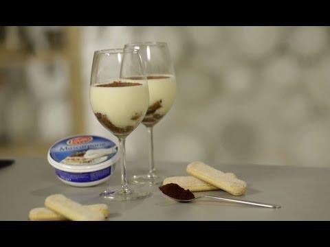 Tiramisu • Bucataria Lidl cu Chef Florin