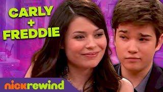Carly & Freddies Relationship Timeline 💻💜 ICarly   NickRewind