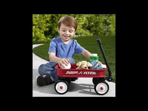 radio flyer little red toy wagon - 100 years of radio flyer