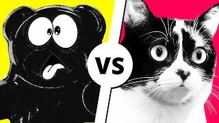 ЖЕЛЕЙНЫЙ МЕДВЕДЬ ВАЛЕРА vs КУКИ