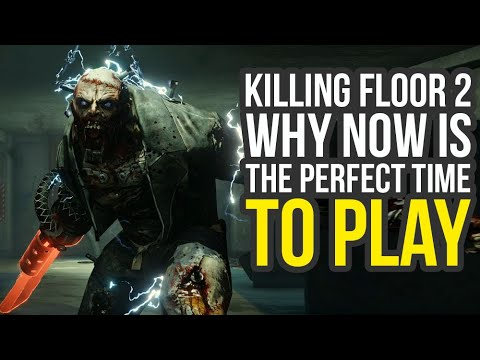 Killing Floor 2 Gameplay - New Weapons, Free Event & More (Killing Floor 2 Grim Treatments Gameplay)