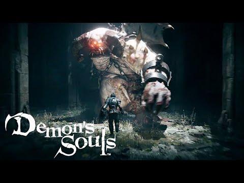 《惡魔靈魂 重製版》PS5實機遊玩影片4K 60FPS