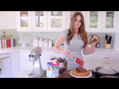 Video Paleo Almond Coconut Cake // Living Deliciously with Almond Breeze
