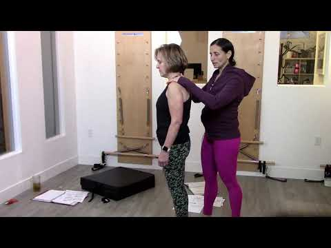 Pilates Certification course - Posture Workshop - YouTube