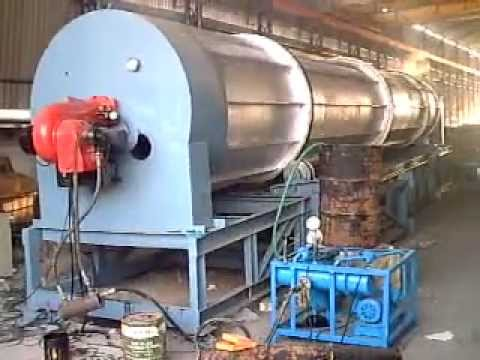 Grains Rotary Dryer