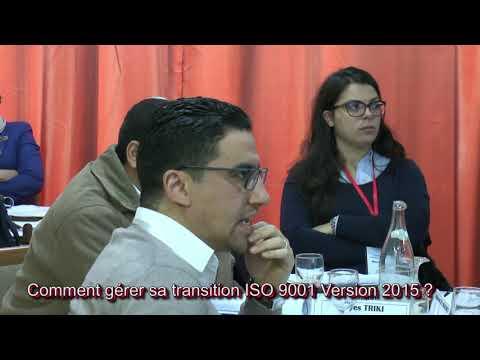 ISO 9001 avec Christophe VILLALONGA