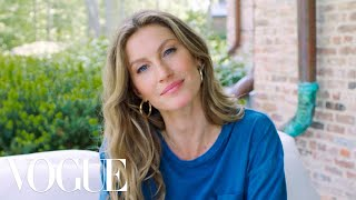 73 Questions With Gisele Bündchen (ft. Tom Brady) | Vogue - Video Youtube