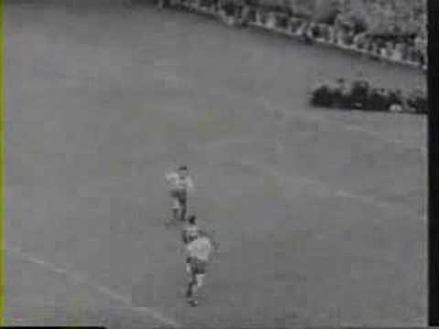 9 –Vava: Brazil v Sweden 1958 – 90 World Cup Minutes In 90 Days