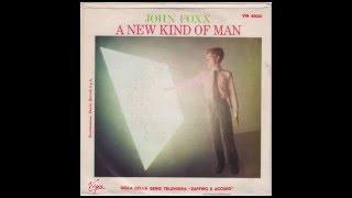 """John Foxx - A New Kind of Man / Underpass (1980) full 7"""""""