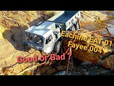 Eachine EAT 01 ( Fayee 004 ) Stock test drive, is it bad ?