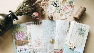 [Midori] Handmade Junk Journals For Sale