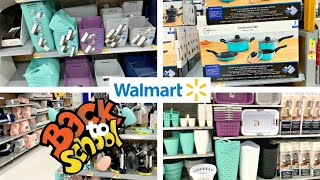WALMART COLLEGE DORM ROOM DECOR SHOPPING!!! *NEW* 98 CENT DEALS!!!