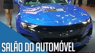 Salão do Automóvel SP 2018 - Chevrolet