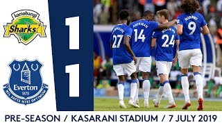 HIGHLIGHTS: EVERTON PLAY HISTORIC KENYA FRIENDLY