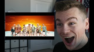 THE RETURN (BTS (방탄소년단) 'IDOL' Official MV Reaction)