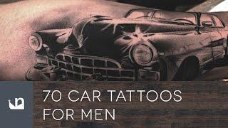 70 Car Tattoos For Men