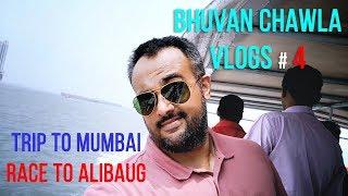Ferry from Mumbai To Alibaug | Nagaon Beach | Gateway of India