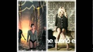 Britney Spears Vs. Aqua REMIX