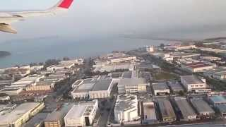 preview picture of video '20150121 Penang (PIA) - KualaNamu (KIA) 1 - Take-Off'