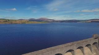 Clatteringshaws Dam – Dumfries and Galloway