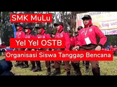 YEL YEL OSTB SMK Muhammadiyah Lumajang (Organisasi Siswa Tanggap Bencana) Spektakuler 2017