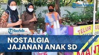 Kisah Emak di Solo Bangkit dari Pandemi karena Bangkrut, Kini Jual Telur Gulung, Untung Ratusan Ribu