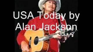 USA Today by Alan Jackson