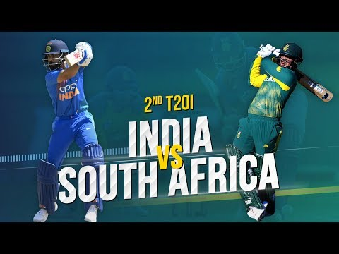 Cricbuzz LIVE: India vs South Africa, 2nd T20I, Pre-match show